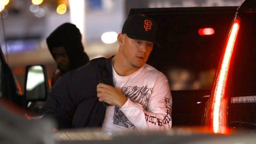 Channing Tatum zum ersten Mal nach Jessie-Trennung gesichtet