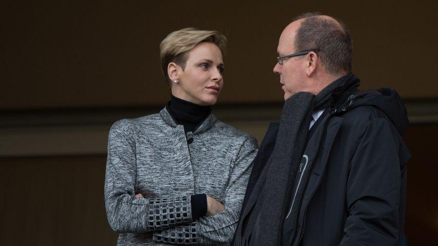 Fürstin Charlène: Die Zwillinge lassen sie endlich strahlen!