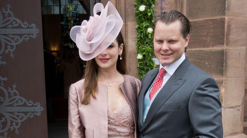Deutsches Royal-Baby: Charles von Faber-Castell ist Papa