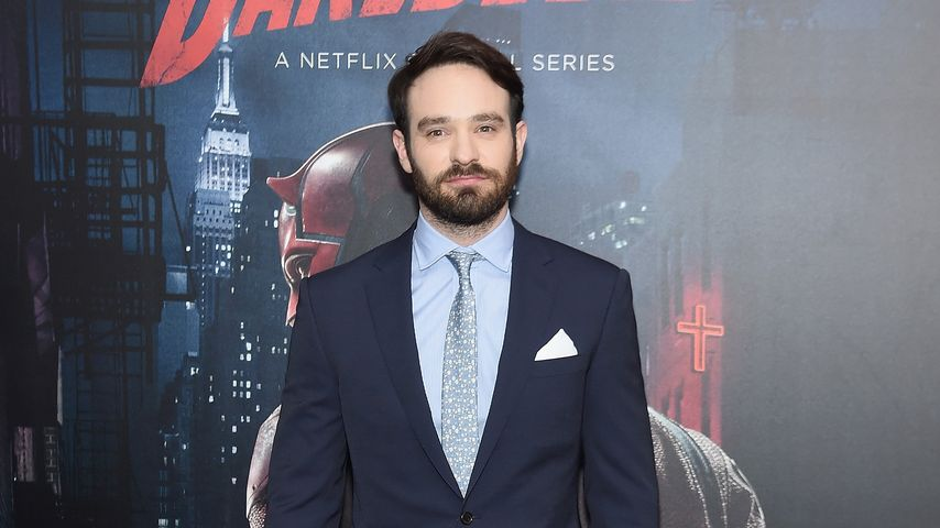 "Charlie Cox auf der ""Daredevil Season 2""-Premiere in New York"