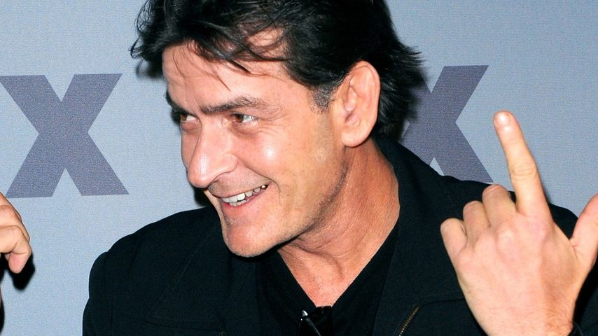 Anger Management: Charlie Sheen therapiert auf Vox
