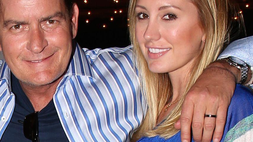 Ungeschützter Sex! Charlie Sheens Ex wusste nichts vom HIV