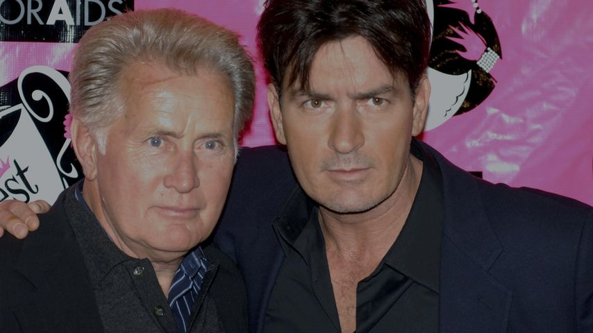 Martin Sheen: So machtlos war er bei Charlies Absturz