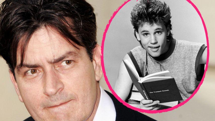 Charlie Sheen: 13-jährigen Corey Haim (†) vergewaltigt?
