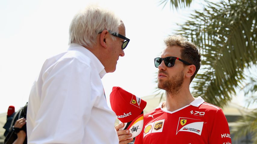 In Gedenken an Whiting: Emotionale Rede von Sebastian Vettel