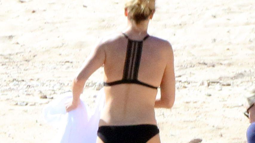 Charlize Theron in Los Cabos, Mexiko