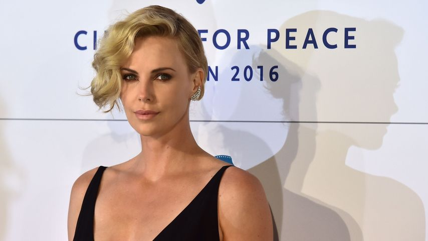 """Fast and Furious 8"": Charlize Theron gibt als Schurkin Gas!"