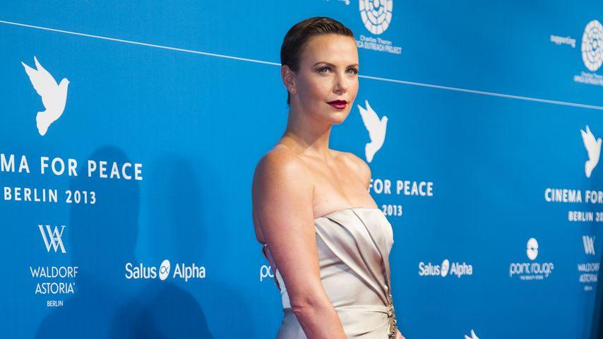 Charlize Theron auf der 63. Berlinale 2013