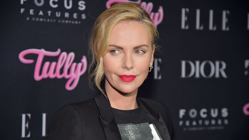 "Charlize Theron beim Screening von ""Tully"" in New York"