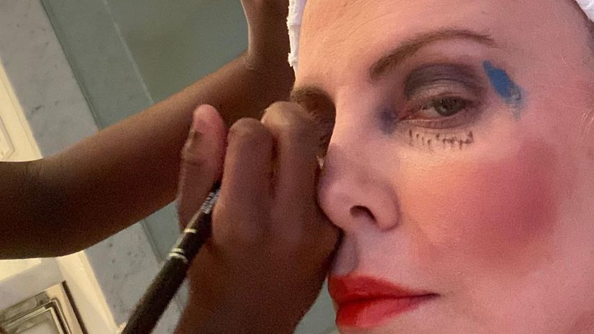 Charlize Theron im Oktober 2020