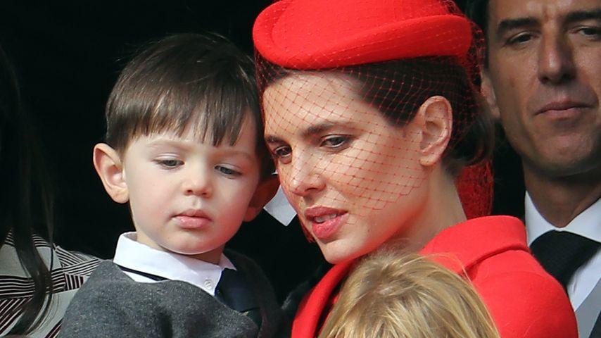 Premiere in Monaco: Charlotte Casiraghi zeigt ihren Sohn!