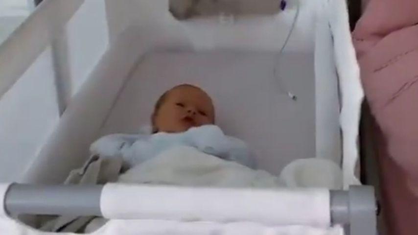 Charlotte Dawsons Sohn Noah