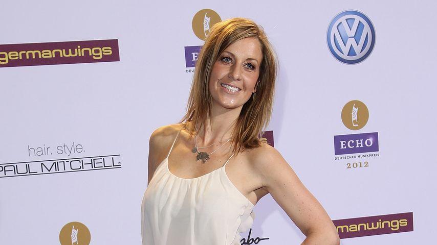 Charlotte Würdig beim Echo Award 2012