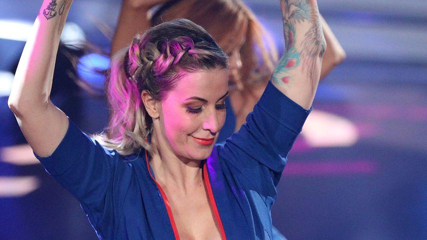 """Charlotte Würdig, """"Let's Dance""""-Kandidatin 2018"""