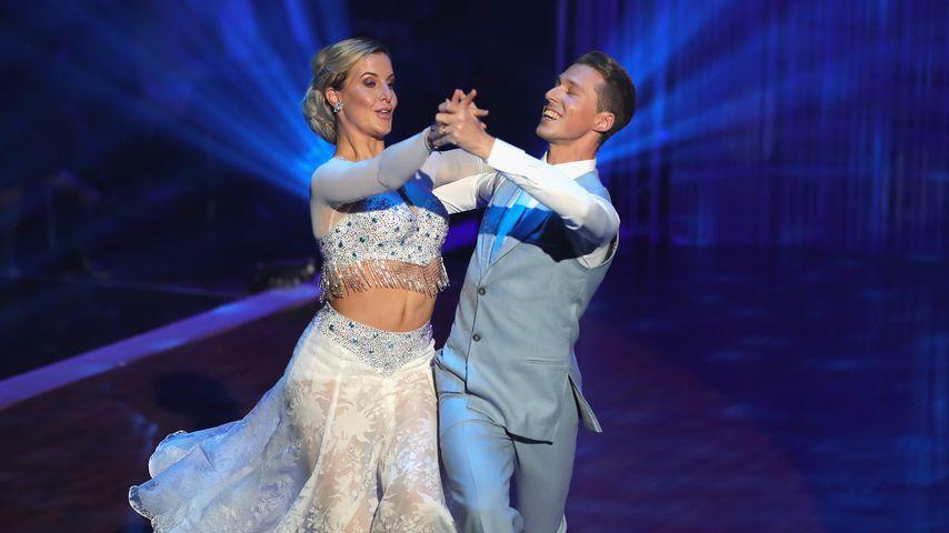 "Charlotte Würdig & Valentin Lusin, ""Let's Dance""-Tanzpaar"