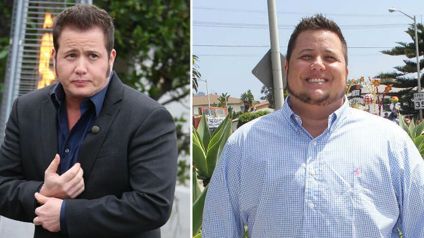 Kaum erkannt: Chaz Bono hat 38,5 Kilo abgenommen!
