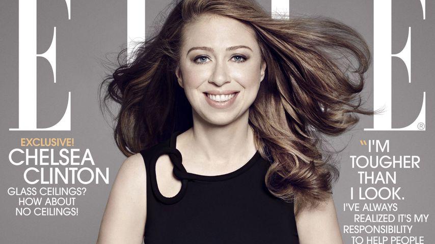 Chelsea Clinton schwärmt: Klein Charlotte ist total perfekt!