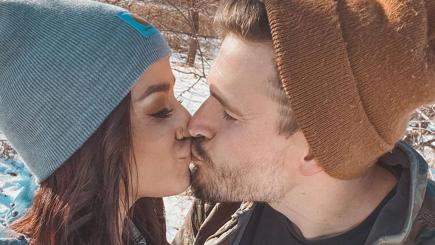 Chelsea Houska mit ihrem Partner Cole