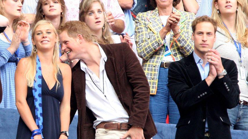 Gewusst? Prinz William neckte Bruder Harry mit Scherzanruf