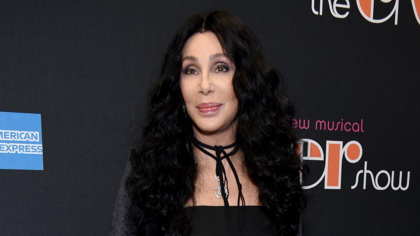 Cher im Dezember 2018 in New York City