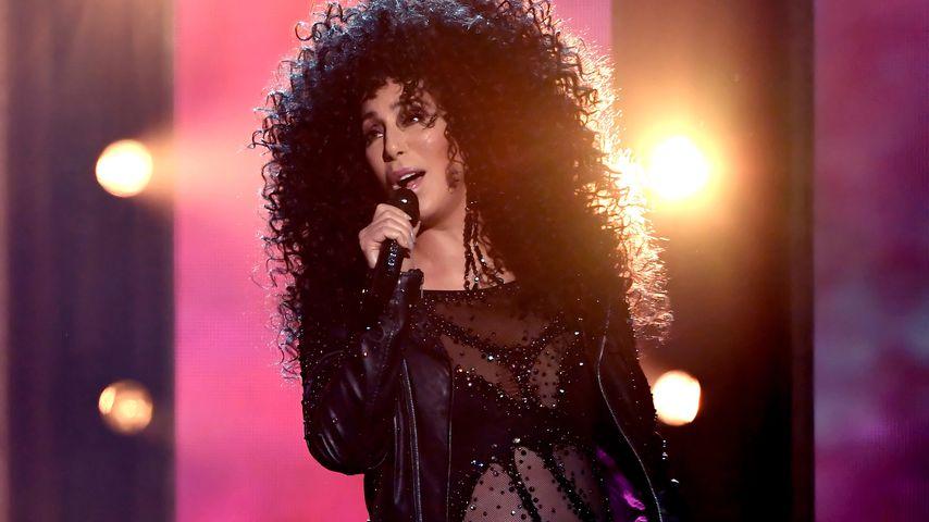 Cher bei den Billboard Music Awards in Las Vegas 2017