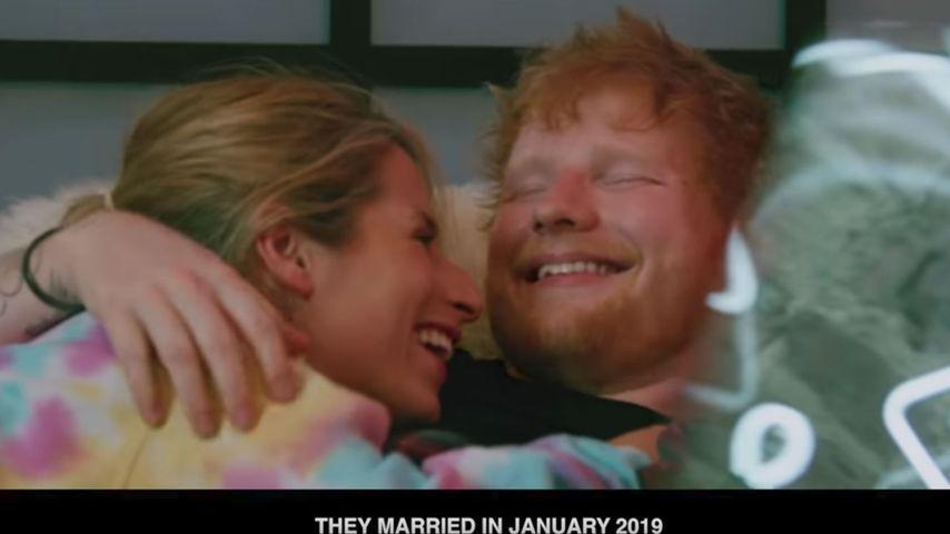 In neuem Musikvideo: Ed Sheeran verrät Hochzeitsdetails!