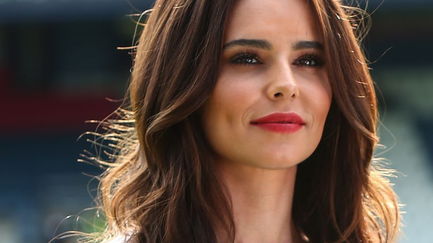 Cheryl Cole beim Game for Grenfell 2017