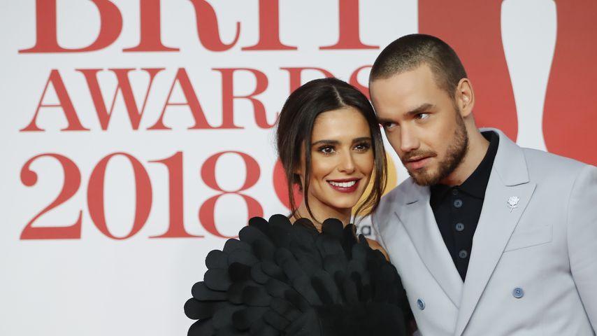 Cheryl Cole und Liam Payne im Februar 2018