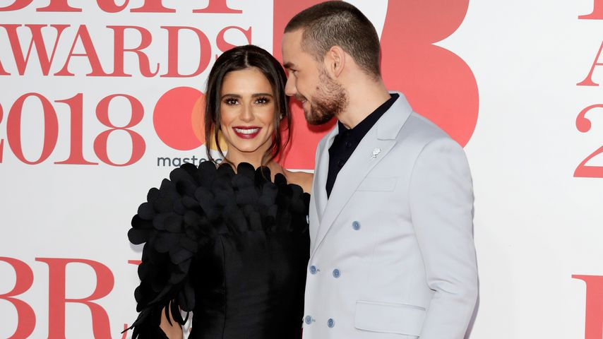 Cheryl Cole und Liam Payne bei den Brit Awards 2018 in London