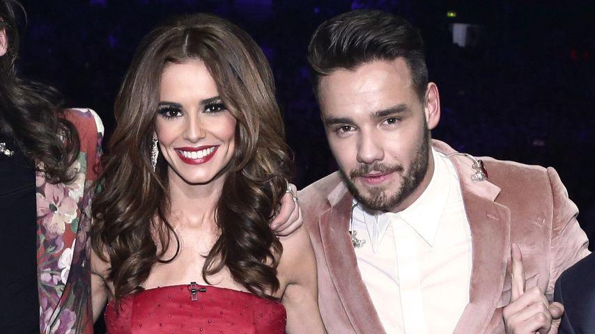 Liam Payne und Cheryl Cole