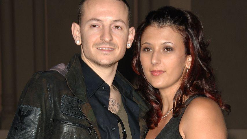 Chester und Talinda Bennington