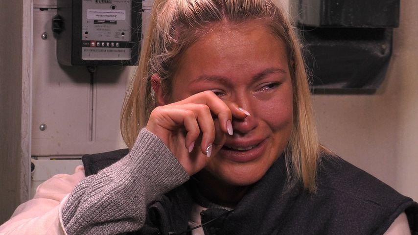 """Chethrin Schulze bei """"Promi Big Brother"""", Tag neun"""