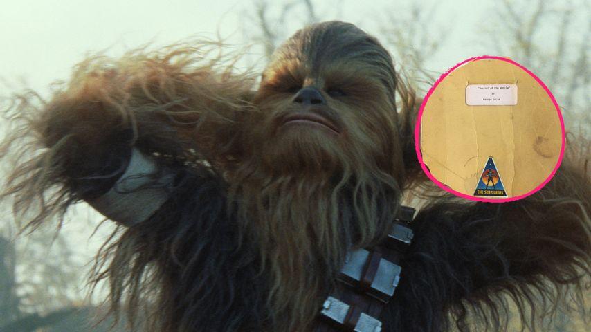 """""""Star Wars""""-Sensation! Chewbacca-Darsteller postet Ur-Script"""