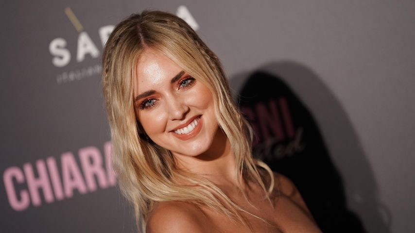 Mode-Ikone Chiara Ferragni hat Push-up-BH für sich entdeckt