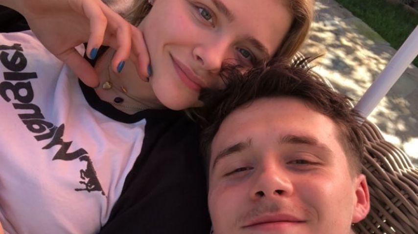 Endlich 21! So süß gratuliert Brooklyn Beckham seiner Chloë