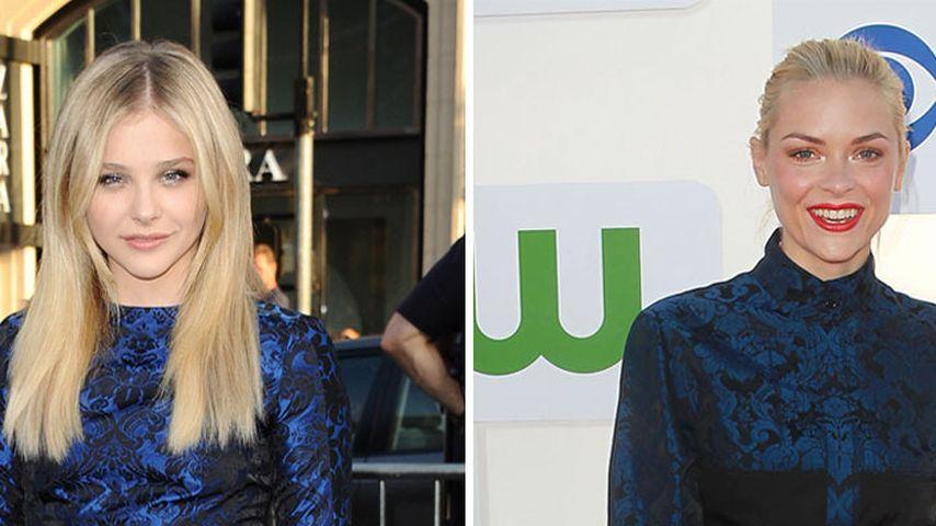 Wem steht's besser: Chloë oder Jaime?