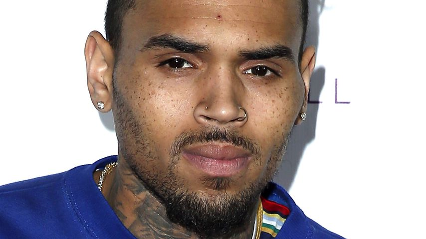 Klage gegen Chris Brown: Augenverletzung durch Videodreh?