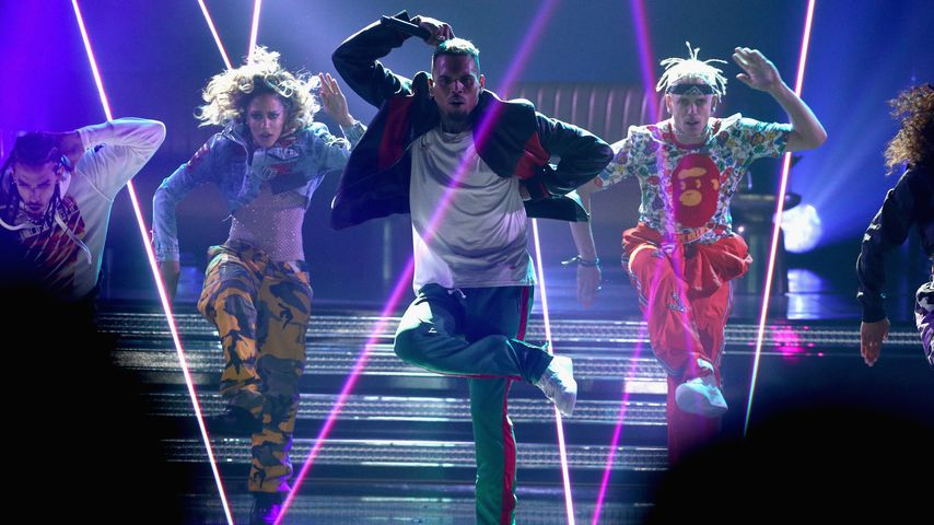 Chris Brown bei den BET Awards 2017