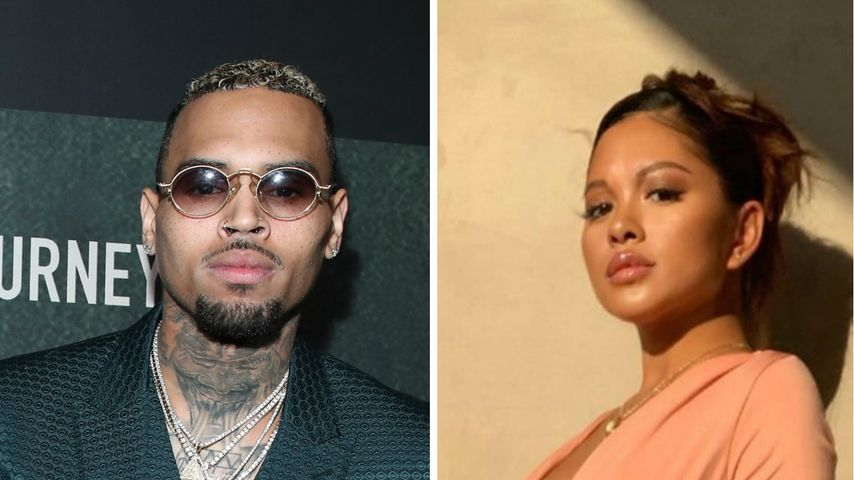 Baby-Gerüchte um Chris Brown: Ammika doch nicht schwanger?