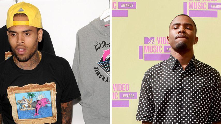 Rüpel-Rapper! Chris Brown hat wieder Ärger
