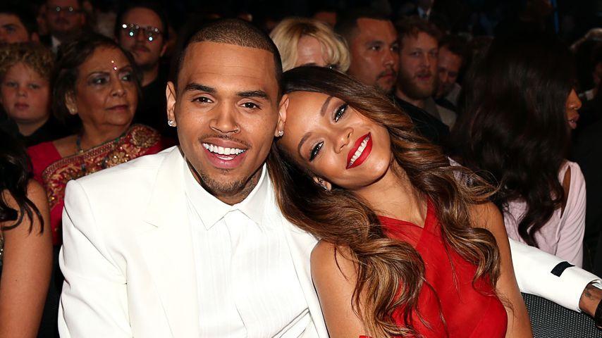 Trotz Prügel-Drama: Rihanna liebt Chris Brown noch immer