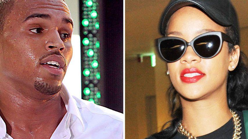 Chris Brown: Rihanna, ich liebe dich auch!