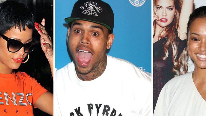 Chris Brown: Beziehung mit Rihanna UND Karrueche?