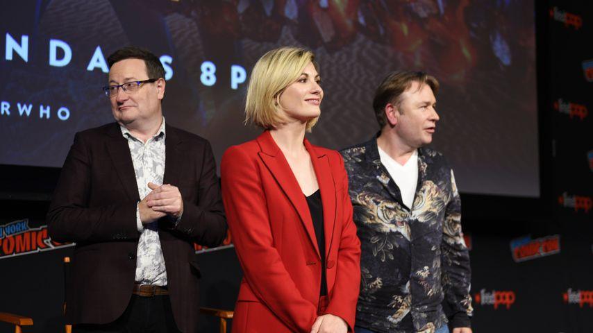 """Nach drei Jahren: Jodie Whittaker verlässt """"Doctor Who"""""""