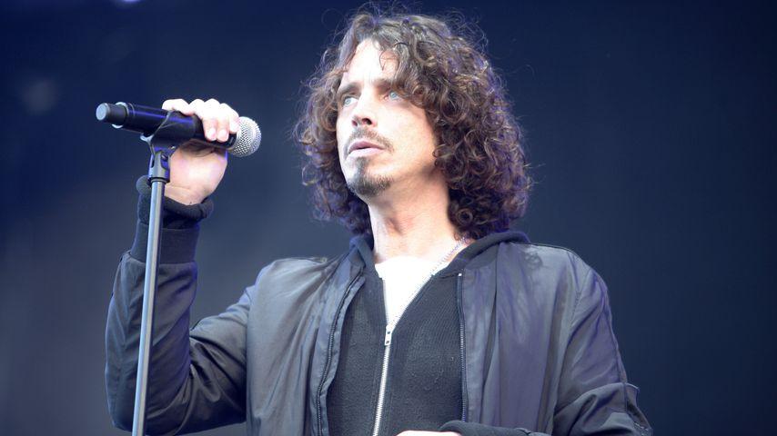 Chris Cornell, US-Sänger