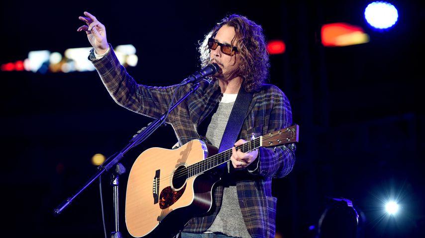 Chris Cornell im Jahr 2016