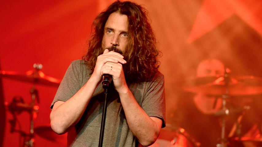 Chris Cornell (✝52): Gerichtsmediziner bestätigt Suizid!