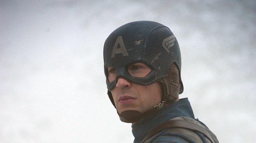 "Chris Evans als Captain America in ""Captain America: The First Avenger"""