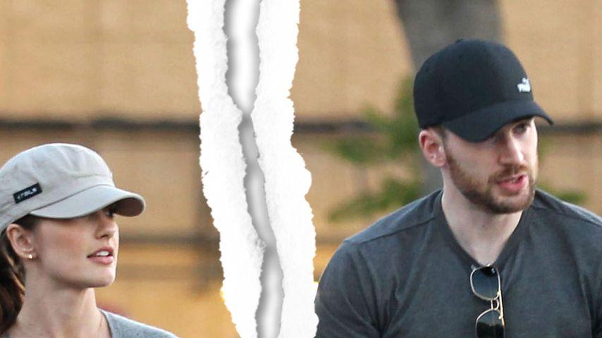 Liebes-Aus: Ist Chris Evans wieder solo unterwegs?