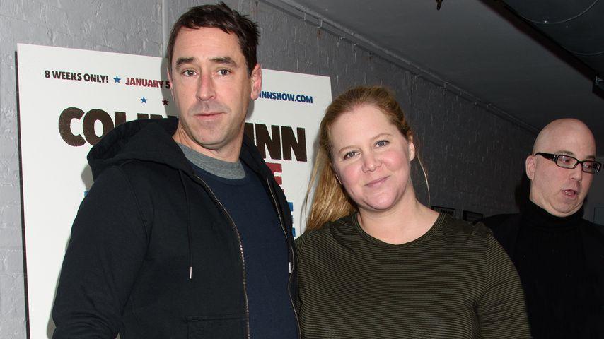 Chris Fischer und Amy Schumer im Januar 2019